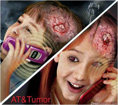 Bahaya radiasi HP
