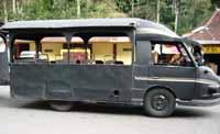 Kaliurang - Kereta Kelinci