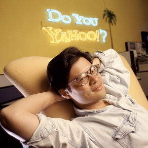 Jerry Yang (CEO Yahoo!)