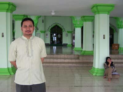 Masjid Agung Payaman (Magelang, Jawa Tengah)