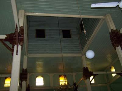 Ruang Urama Masjid Agung Payaman (Magelang, Jawa Tengah)