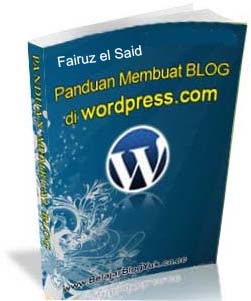 Membuat Blog di Worpress dot com