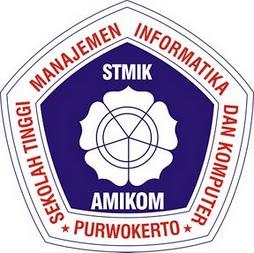 Logo STIMIK AMIKOM Purwokerto