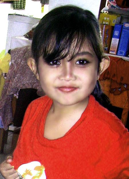 Fathia - Makeup