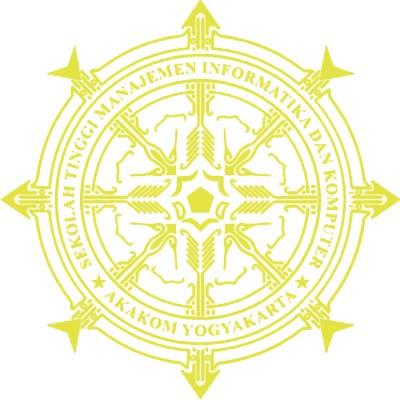 logo akakom kuning