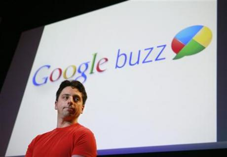 Launching Google Buzz