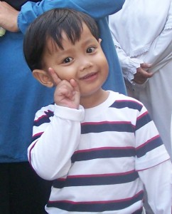 Muhammad Al Fatih (Anakku)