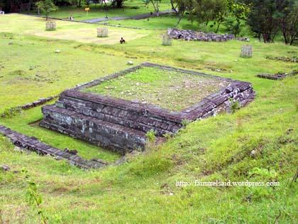 Candi Kapur Istana Ratu Boko