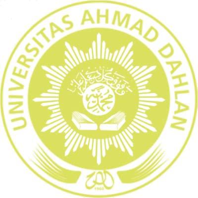 Logo UAD (Universitas Ahmad Dahlan) Yogyakarta