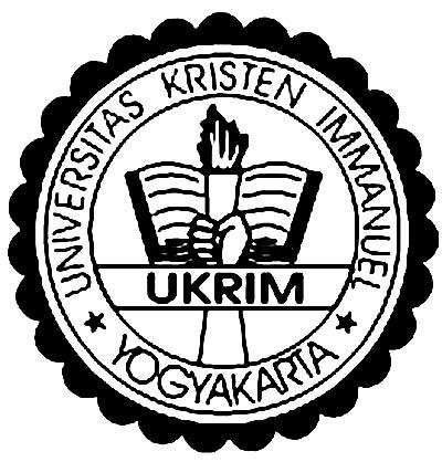 Logo UKRIM Hitam Putih