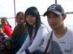 Pantai Losari - Diatas Boat