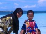 Pantai Tanjung Bira: Fatih dan Bunda