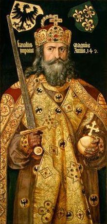 Karel Agung (Charlemagne)