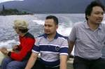Danau Beratan - Naik Speed Boat