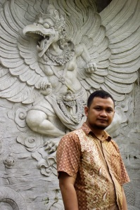 Relief Garuda Wisnu Kencana