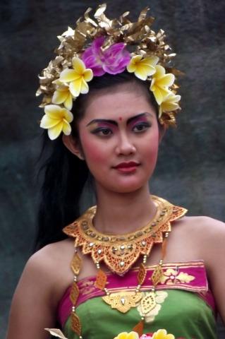 Human Interest - Penari Bali