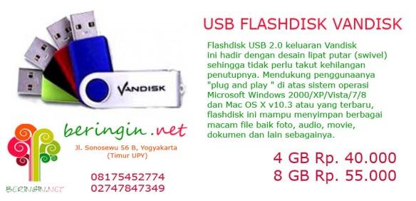 USB flashdisk Vandisk